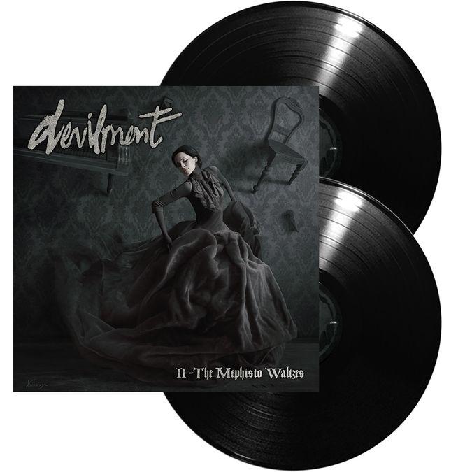 Devilment: Devilment II: The Mephisto Waltzes Gatefold Vinyl