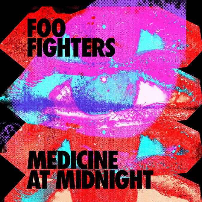 Foo Fighters: Medicine At Night: CD