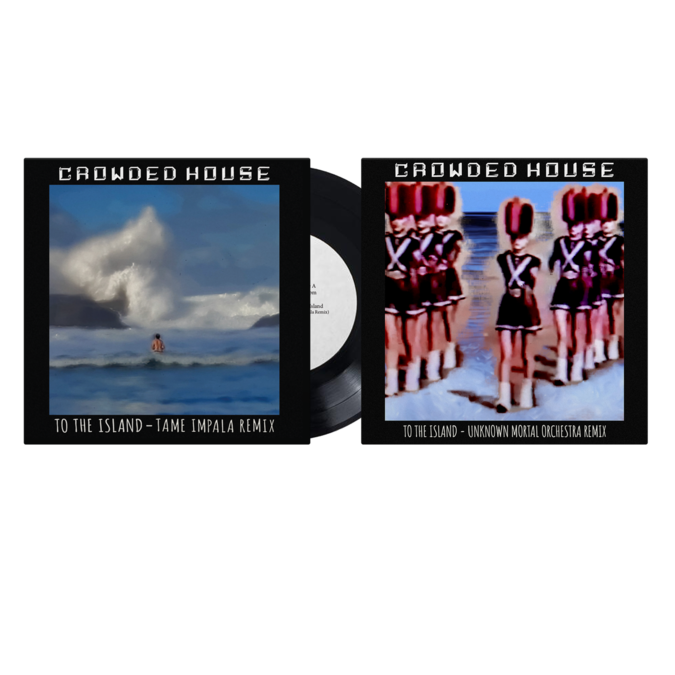 Crowded House: To The Island Remixes 7