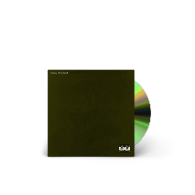 Kendrick Lamar: untitled unmastered.