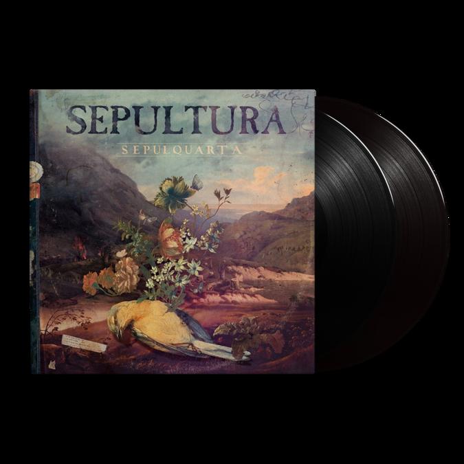 Sepultura: Sepulquarta: Limited Edition Gatefold Vinyl 2LP