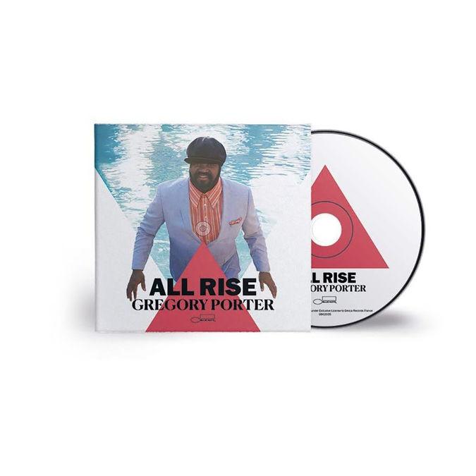 Gregory Porter: All Rise CD