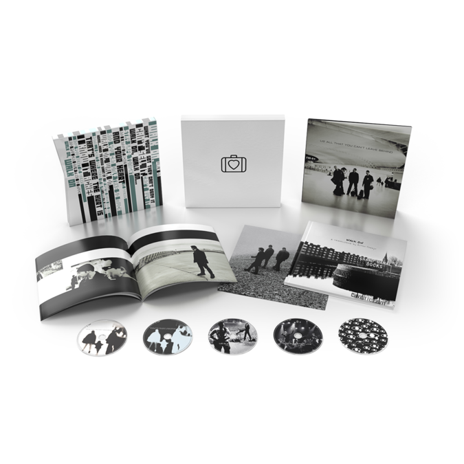 U2: All That You Can't Leave Behind Super Deluxe CD Box Set