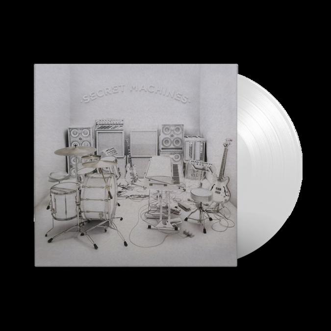 Secret Machines: Now Here is Nowhere: Limited Edition Gatefold 180gm Translucent Vinyl LP