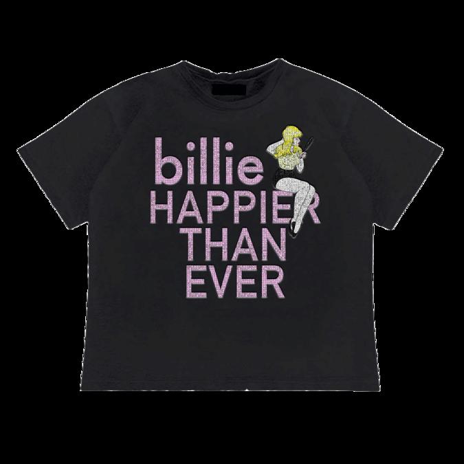 Billie Eilish: Pretty Boy Rhinestone Tee
