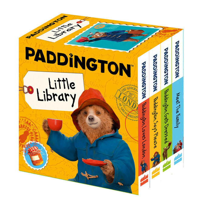 Paddington Bear: Paddington Little Library