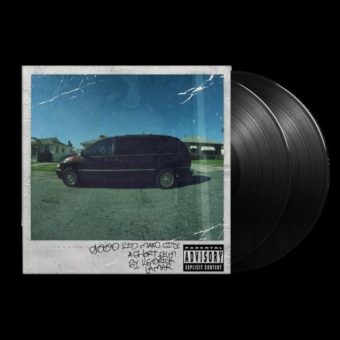 Kendrick Lamar: good kid, m.A.A.d city