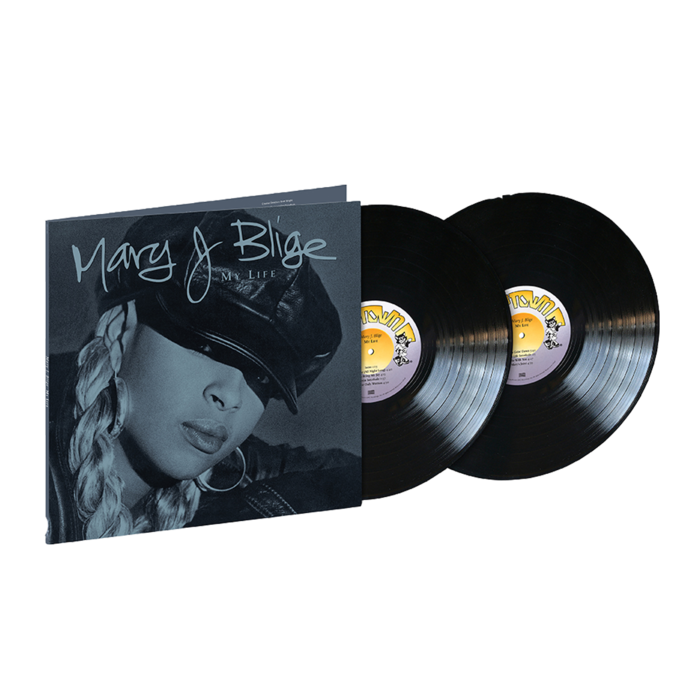 Mary J Blige: My Life Double Vinyl