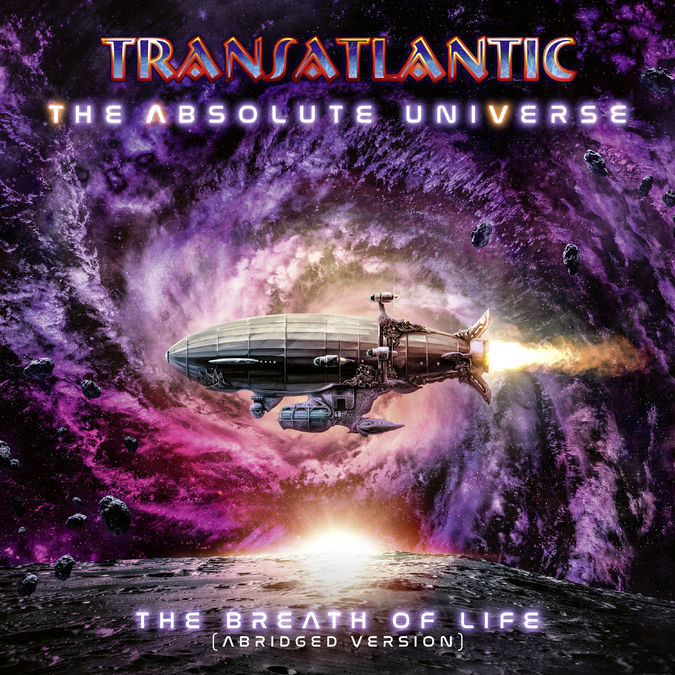 Transatlantic: The Absolute Universe: The Breath Of Life (Abridged Version) CD