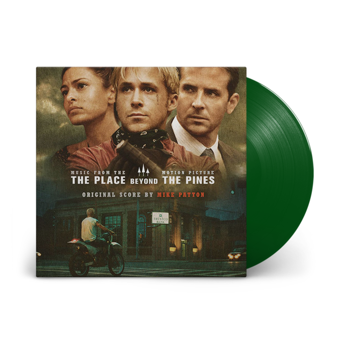 Mike Patton (Faith No More/ Mr. Bungle): The Place Beyond the Pines: Limited Edition Translucent Green Vinyl