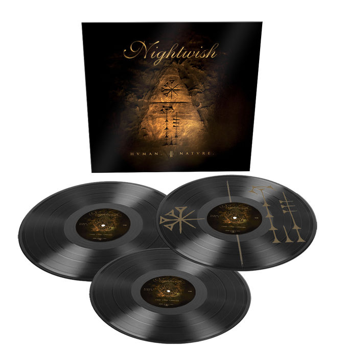 Nightwish: Human:II:Nature: Limited Edition Triple Vinyl