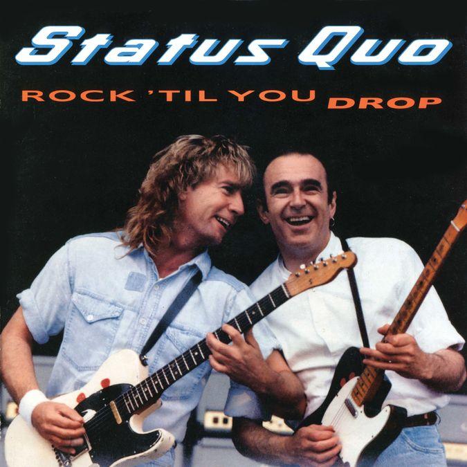 Status Quo: Rock Til' You Drop: Triple CD