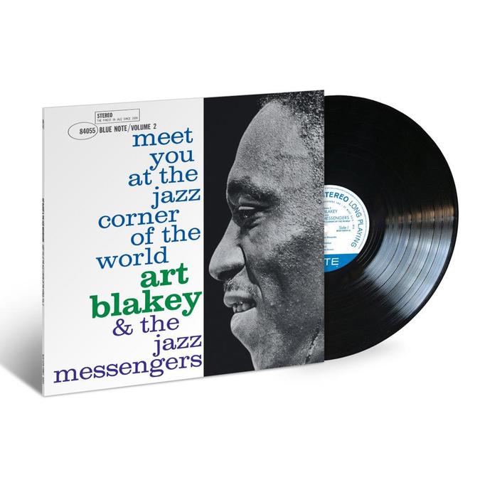 Art Blakey & The Jazz Messengers: Meet You At The Jazz Corner of the World, Vol. 2