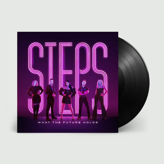 Steps: What The Future Holds: Limited Edition Vinyl