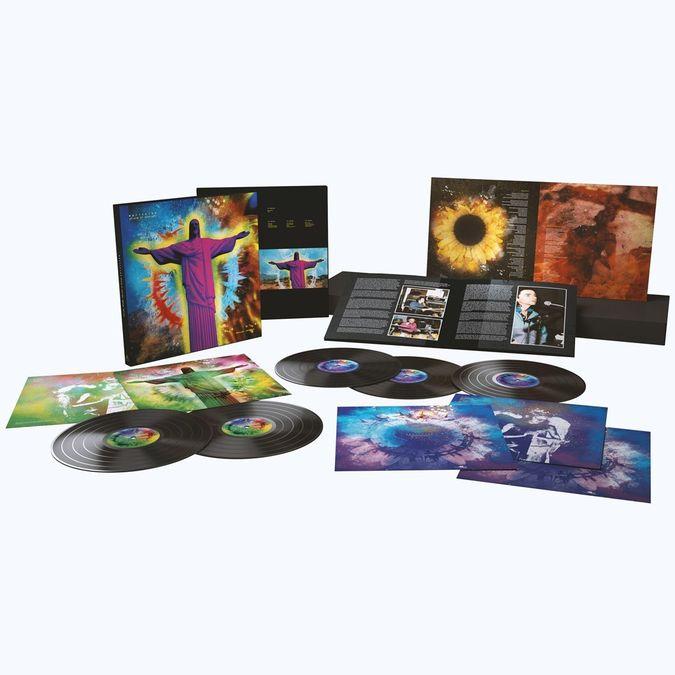 Marillion: Afraid Of Sunlight: Deluxe Edition Vinyl Box Set