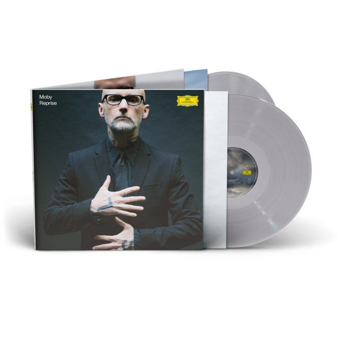 Moby: Reprise: Limited Edition Grey Vinyl 2LP