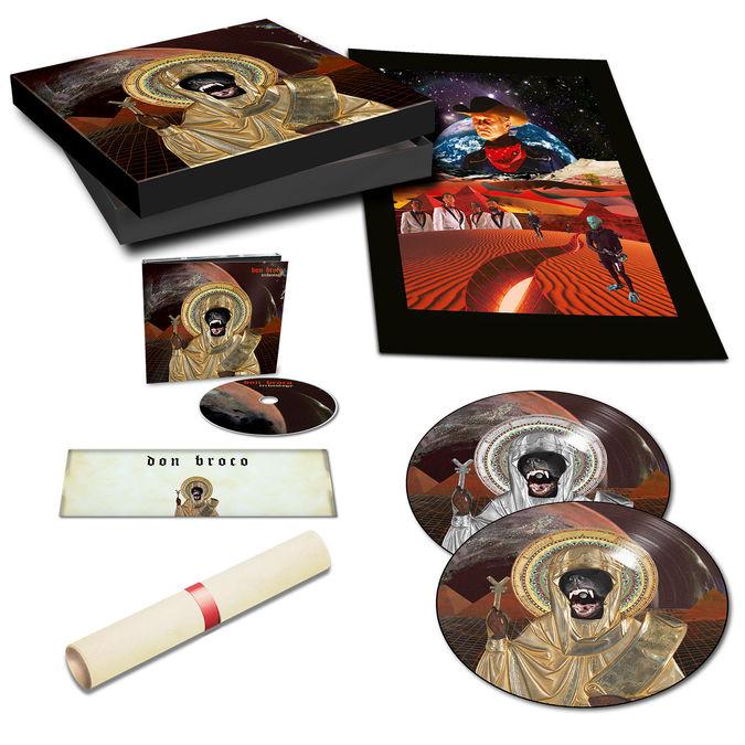 Don Broco: Technology: Limited Edition Box Set