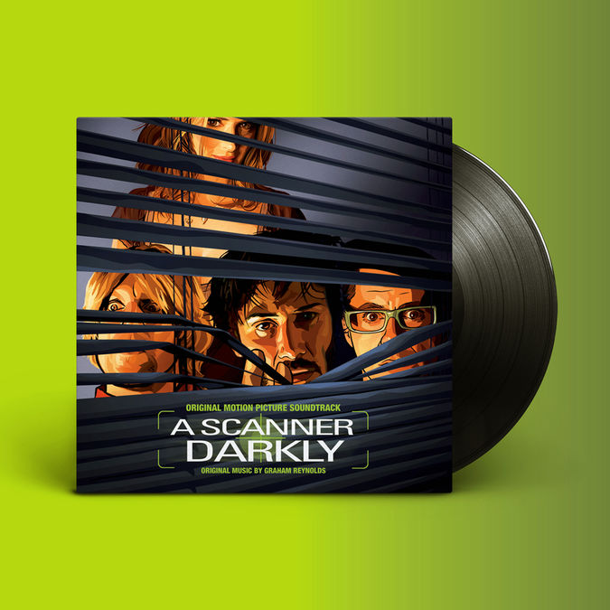 Graham Reynolds: A Scanner Darkly: Original Soundtrack