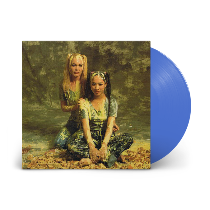 BMX Bandits: Life Goes On: Recordstore Exclusive Blue Vinyl LP