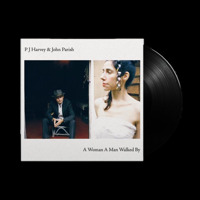 PJ Harvey & John Parish: A Woman A Man Walked By