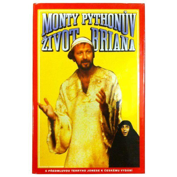 Monty Python: Monty Pythonův život Briana (hardback) - Czech