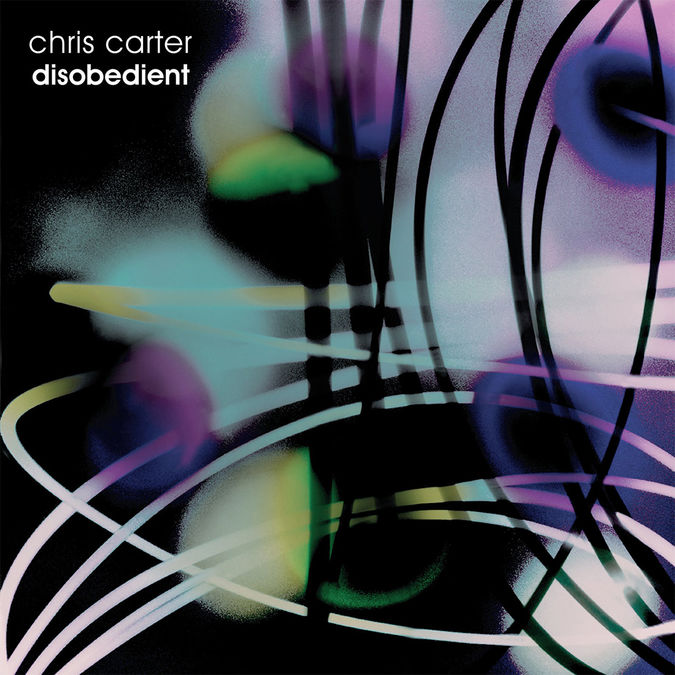 Chris Carter: Disobedient: Limited Edition Purple Vinyl