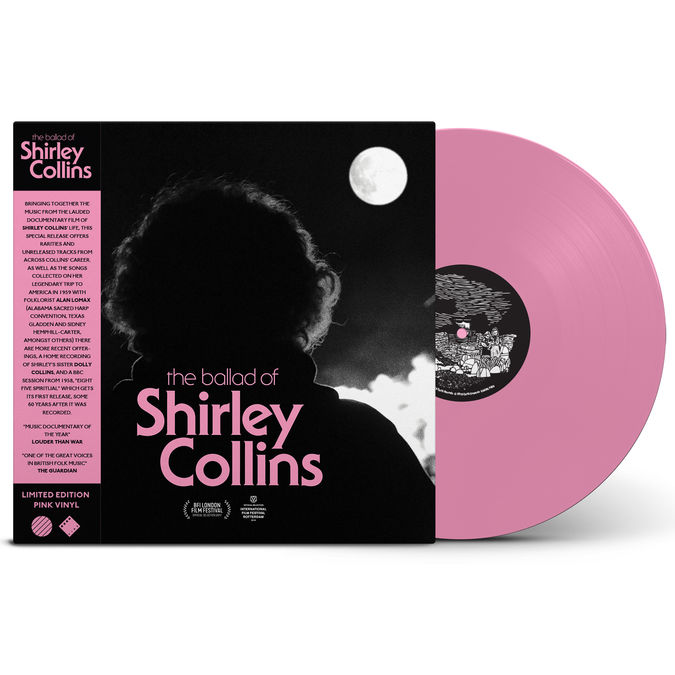 Various Artists: The Ballad Of Shirley Collins: Pink Vinyl