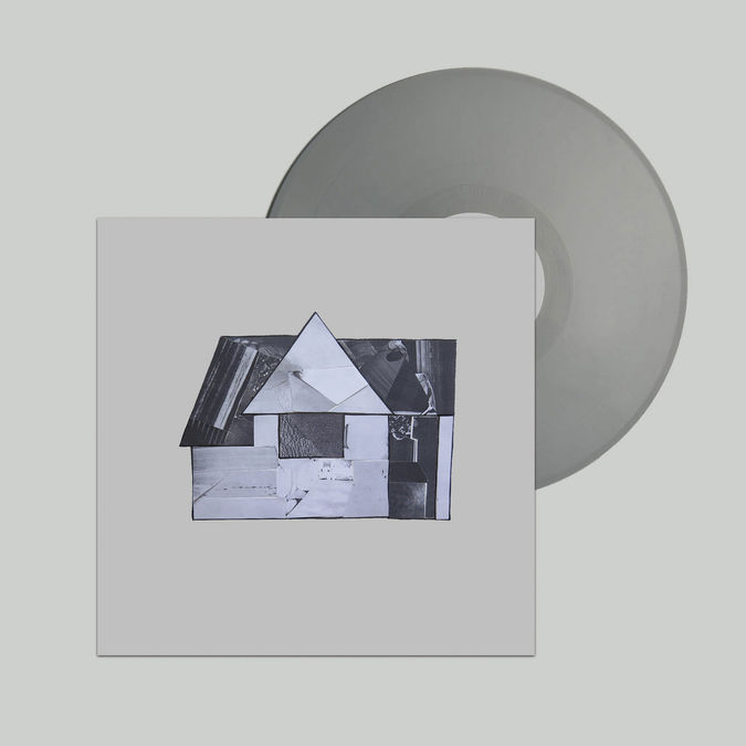 Romare: Home: Signed Exclusive Double Grey Vinyl