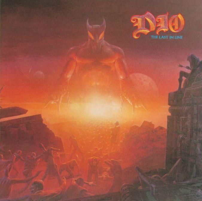 Dio: The Last In Line: Vinyl LP