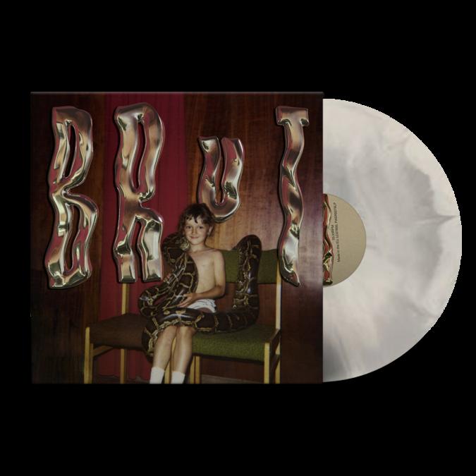 Brodka: BRUT: Limited Edition Marble Vinyl LP