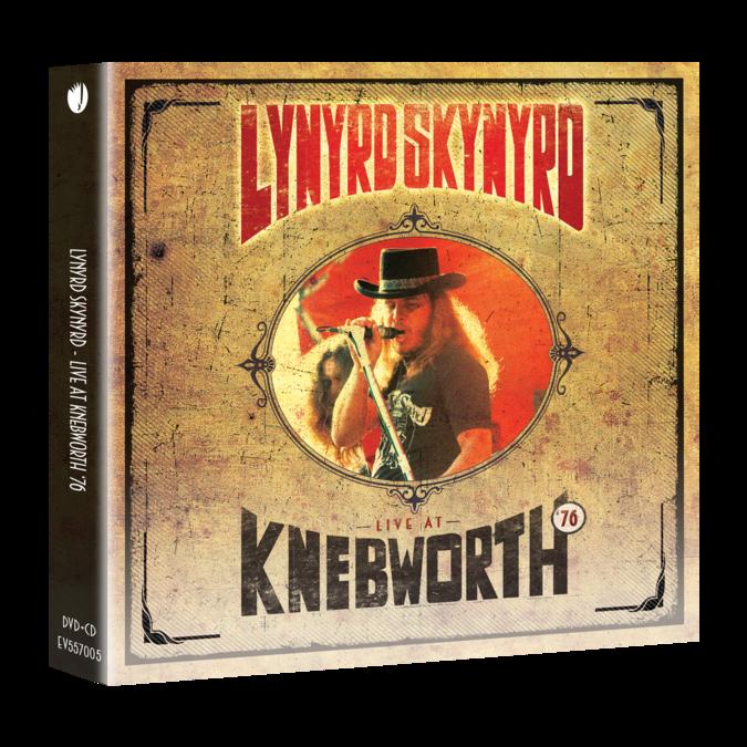 Lynyrd Skynyrd: Live At Knebworth '76: Limited Edition DVD+CD