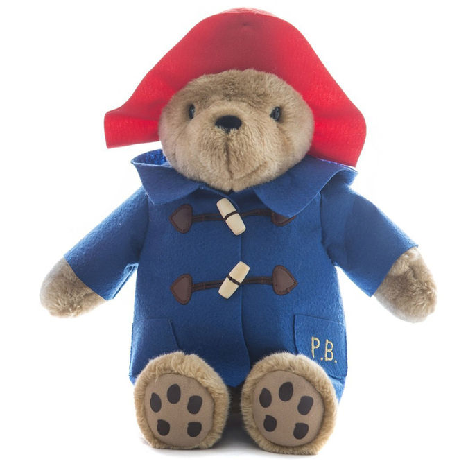 Paddington Bear: Large Cuddly Paddington Classic