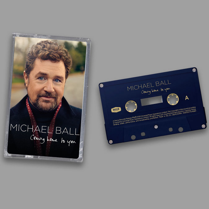 Michael Ball & Alfie Boe: Coming Home to You Cassette