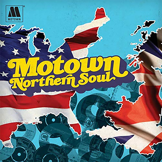 Various Artists: Motown Northern Soul