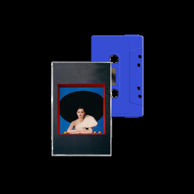 SelenaGomez: Revelación Blue Cassette (UK Exclusive)