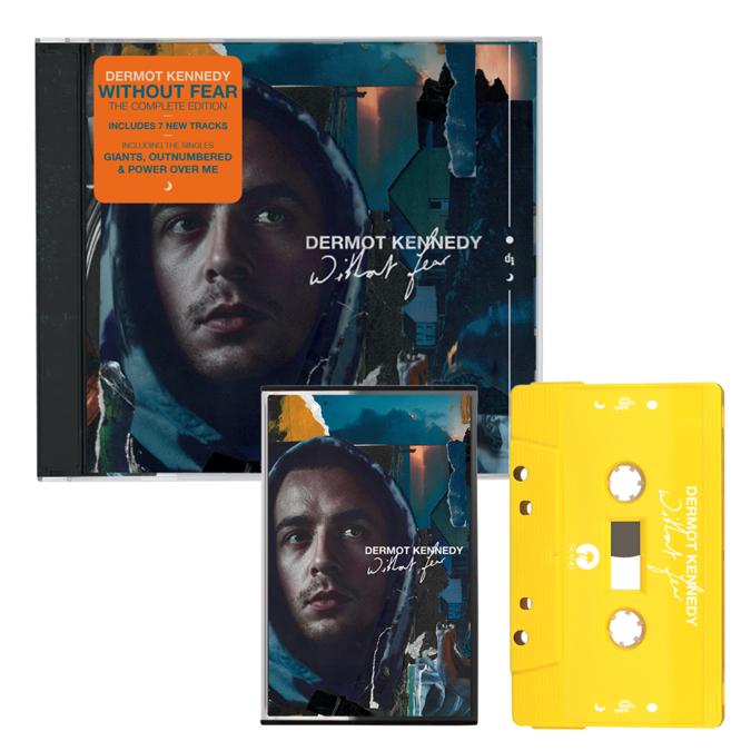 Dermot Kennedy: WITHOUT FEAR COMPLETE EDITION: CD + YELLOW CASSETTE