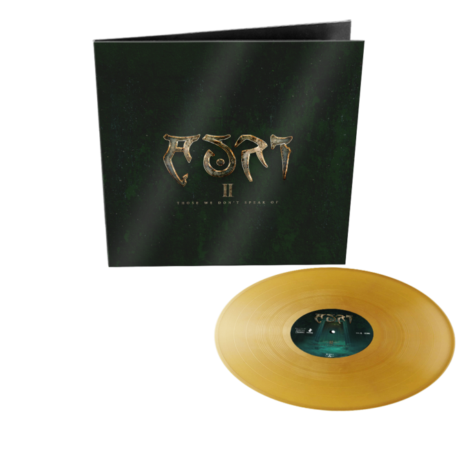 Auri: II – Those We Don't Speak Of: Limited Edition Red + Gold Vinyl LP + Signed Print
