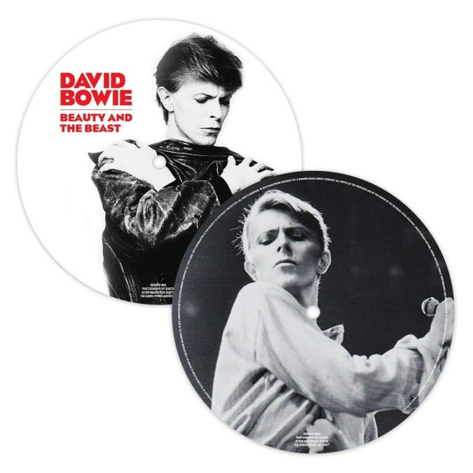 David Bowie: Beauty And The Beast: Picture Disc