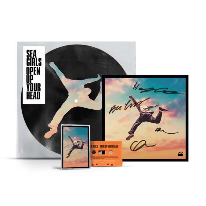 Sea Girls: Open Up Your Head Analogue Bundle