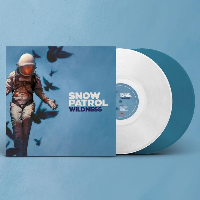 Snow Patrol: Wildness Deluxe Double Heavyweight Coloured Vinyl