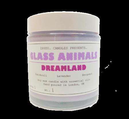 Glass Animals: DREAMLAND X IRUSU CANDLE