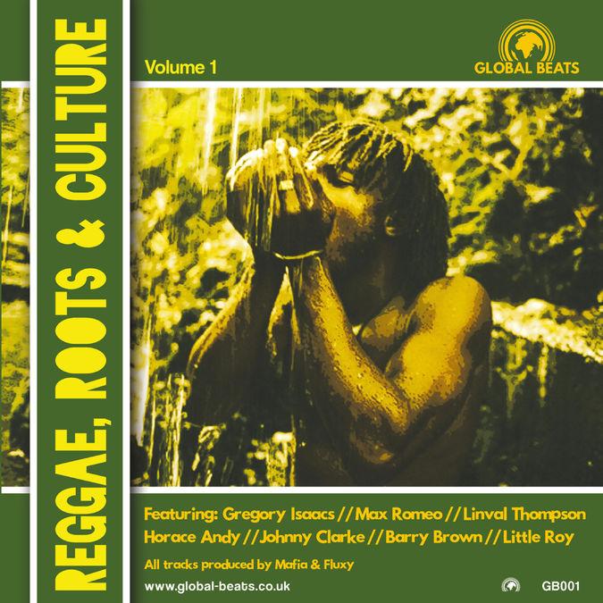 Various Artists: Reggae, Roots & Culture Vol. 1: Black Vinyl 2LP