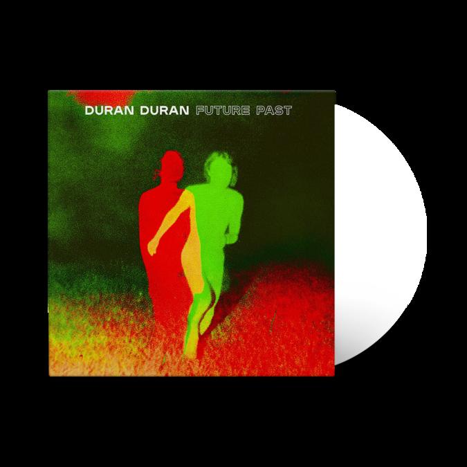 Duran Duran: Future Past: Limited Edition Solid White Vinyl