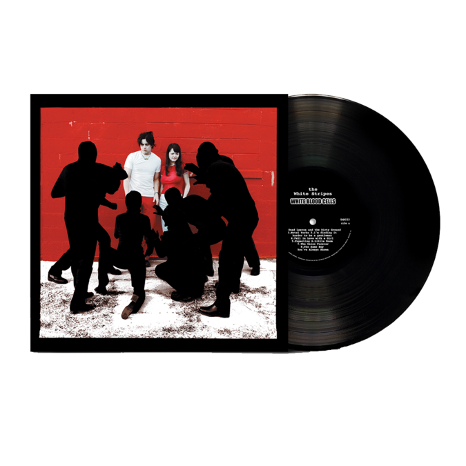 The White Stripes: White Blood Cells: 180gm Vinyl LP