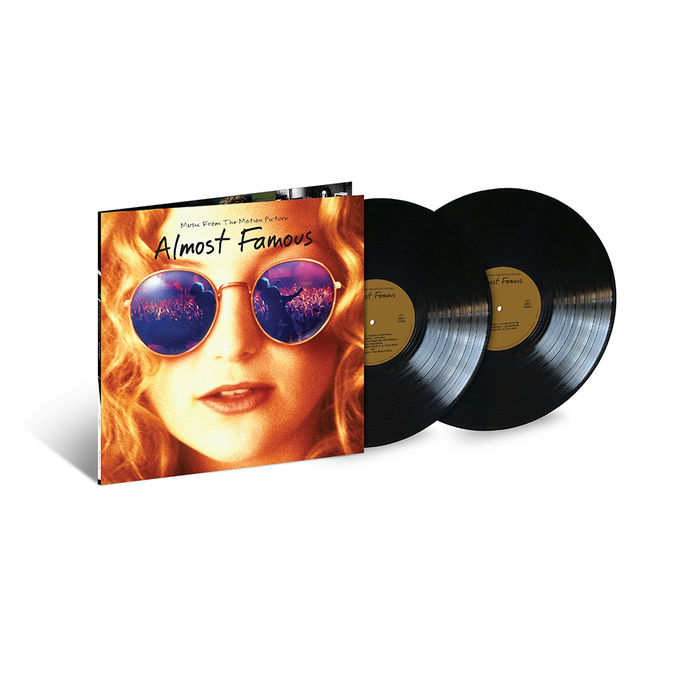 Various Artists: Almost Famous - 20th Anniversary: 2LP
