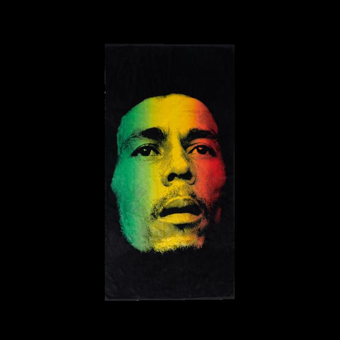 Bob Marley: Rasta Face Towel