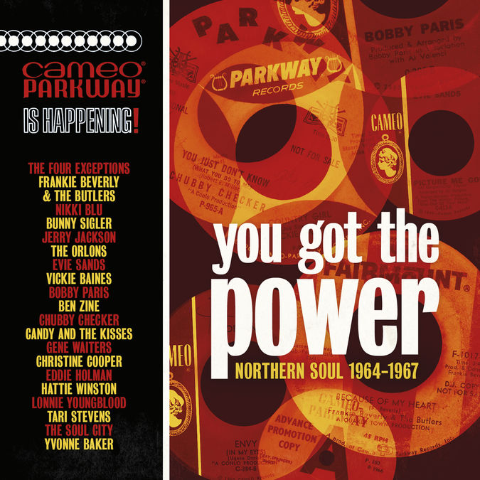 Various Artists: You Got The Power: Cameo Parkway Northern Soul (1964-1967) CD