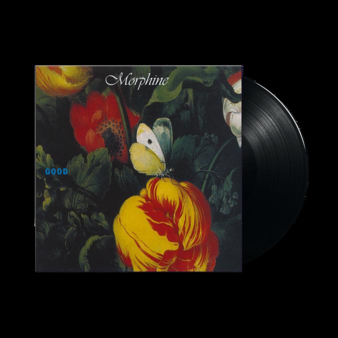 Morphine: Good: Black Vinyl LP