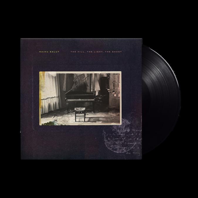 Haiku Salut: The Hill, The Light, The Ghost: Black Vinyl LP