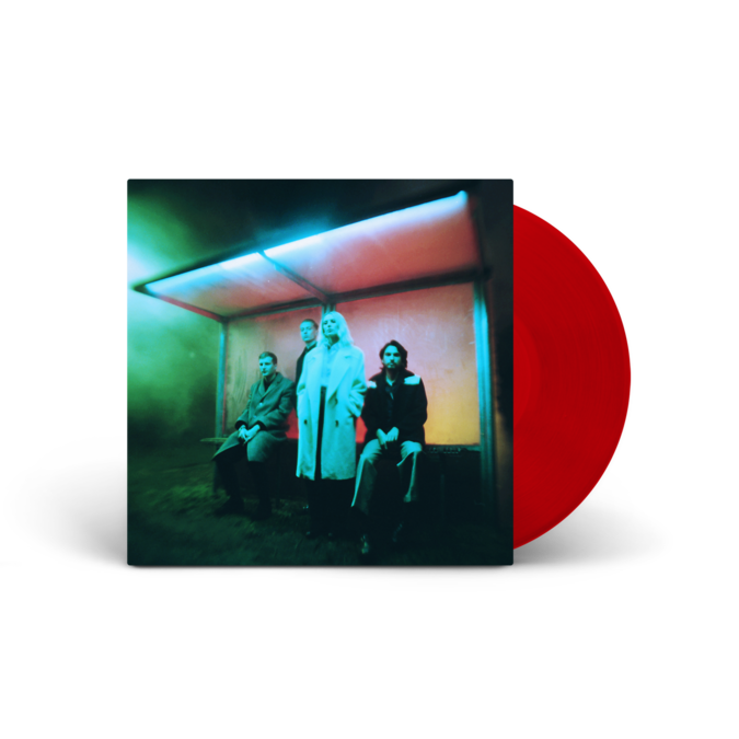 Wolf Alice: Blue Weekend: Limited Edition Transparent Red Vinyl